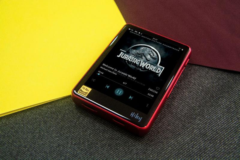 HiBy R3 Portable Hi-Fi Audio Player