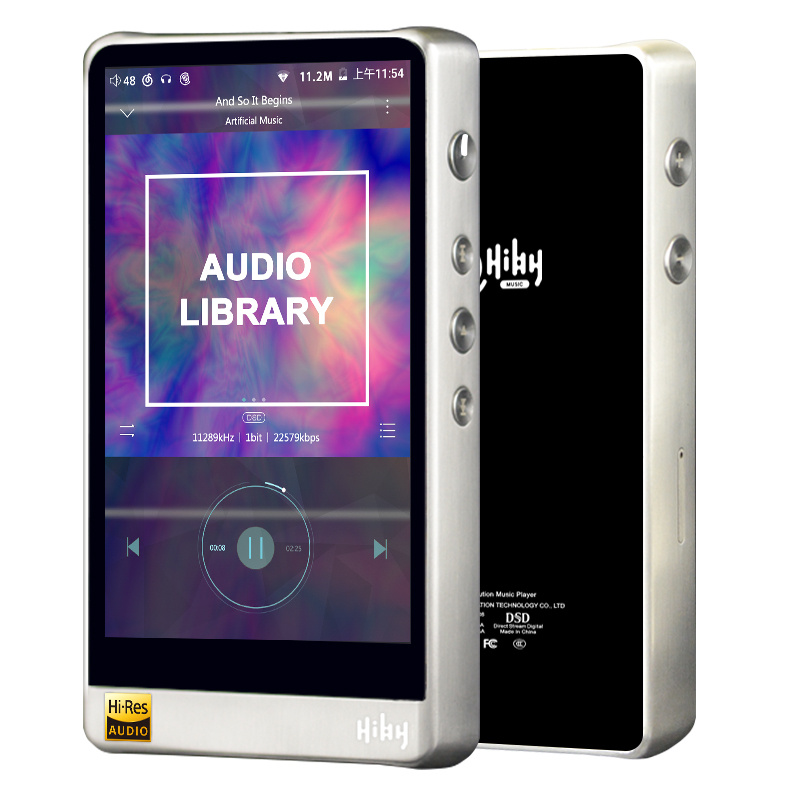 HiBy R6 Truly Lossless Android Audio Player