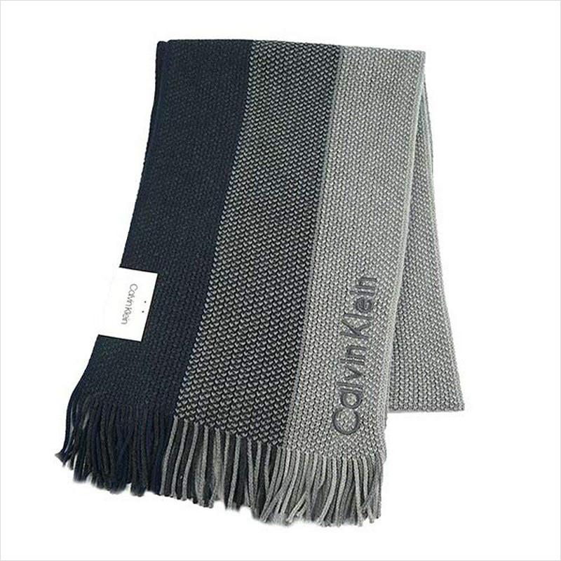 Calvin Klein Woven Tripel Color Scarf [多款選擇]