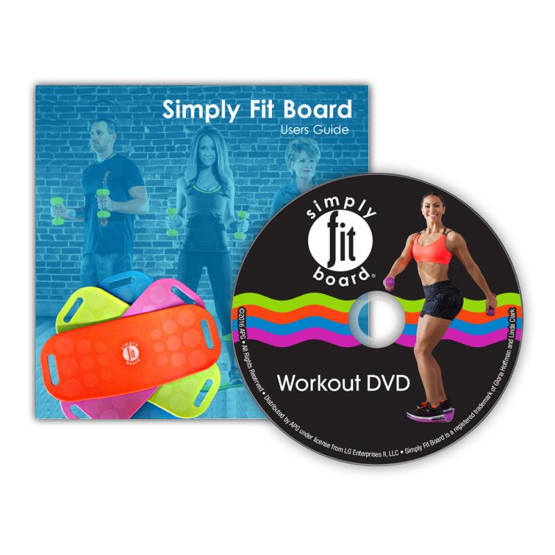 Simply Fit Board 運動修身扭扭運動板 [3色]