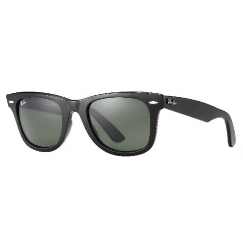 Ray-Ban Original Wayfarer Classic Black Asian Fit 太陽眼鏡 (RB2140F 901 54-18)