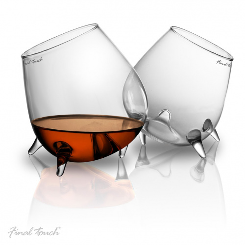 Final Touch 白蘭地酒杯 [2隻]