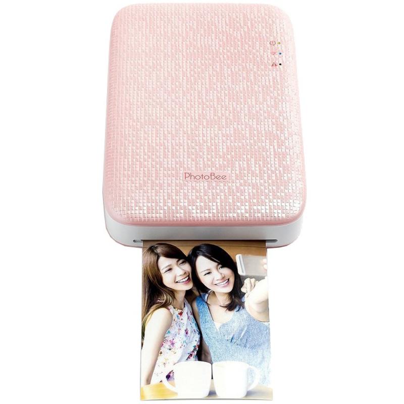 PhotoBee 手機便攜相片打印機 [2色]
