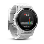 GARMIN Fenix 5S Carrara White 運動智能手錶 [英文版]