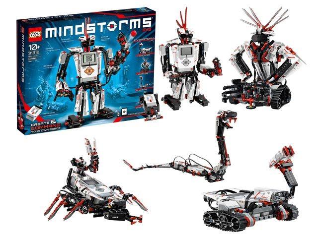 LEGO MINDSTORMS EV3 31313 樂高機器人家用版 學校STEM 供應商