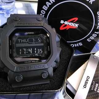 Casio G-Shock #GX-56BB-1 (特別顏色型號)