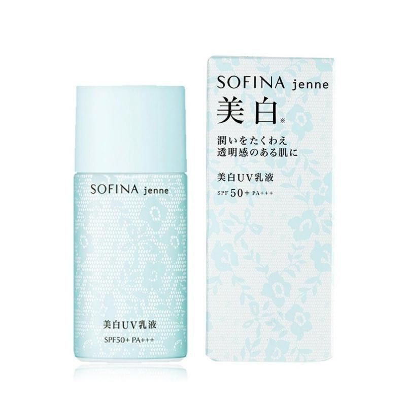 Sofina - Jenne 美白防曬乳液 SPF50 PA+++ 30ml