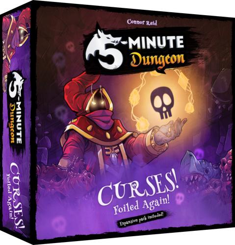 5 分鐘地下城 大盒版 - 5 Minute Dungeon Big Box