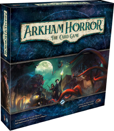 魔鎮驚魂 卡牌版 - Arkham Horror: The Card Game