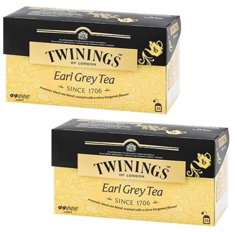 TWININGS 皇家伯爵紅茶 (25片裝) 2盒