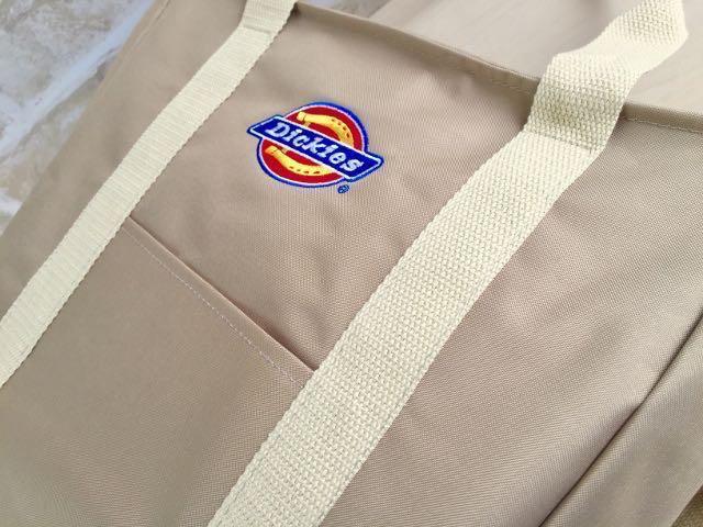 Dickies Tote bag 型格兩用袋