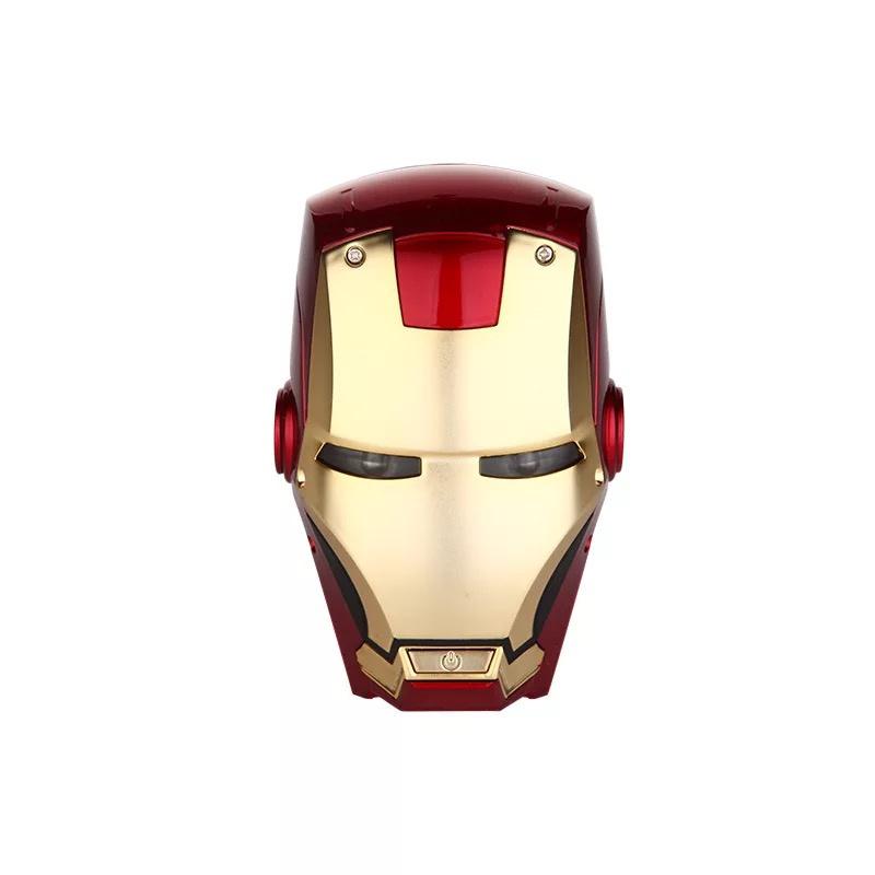 原裝正品 Iron man 鋼鐵俠移動電源6000mah/10000mah