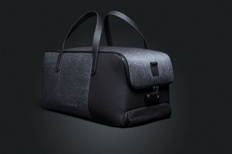 Korin FlexPack Go 旅行防盜摺疊行李袋