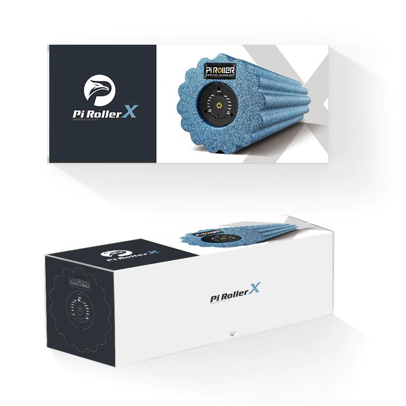 Pi Roller X 專業電動震動瑜伽柱