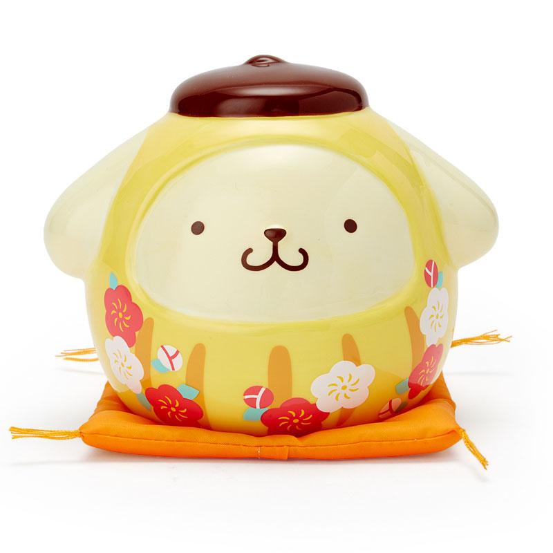 Sanrio系列 花だるま風貯金箱 [6款]
