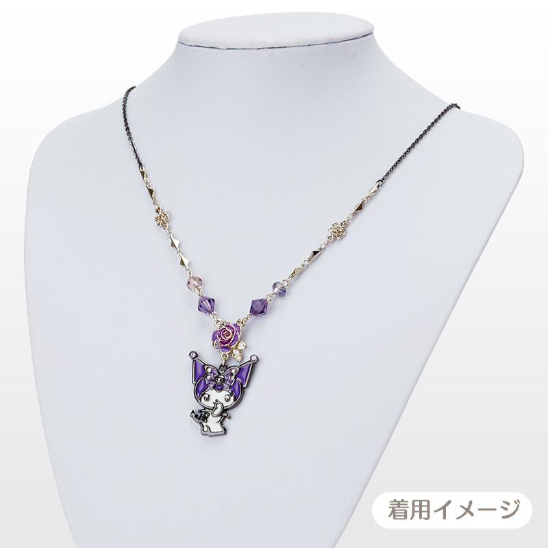 日本SANRIO x ANNA SUI x LARME Melody / Kuromi 頸鏈 [2款]