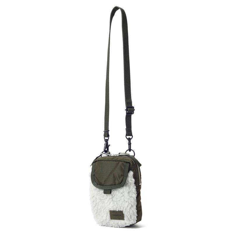 HEAD PORTER KERRY SHOULDER POUCH袋 [2色]