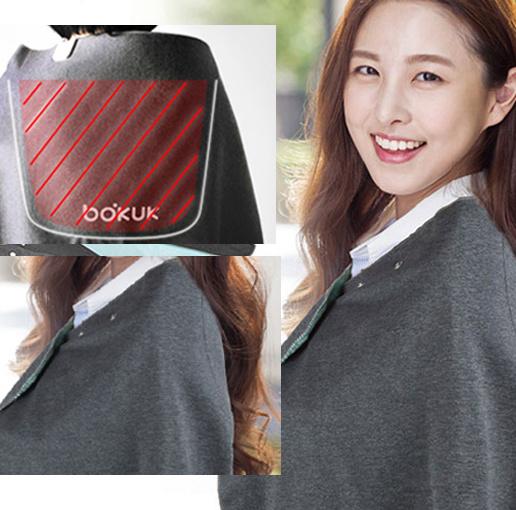 韓國bokuk USB恆溫電暖毯