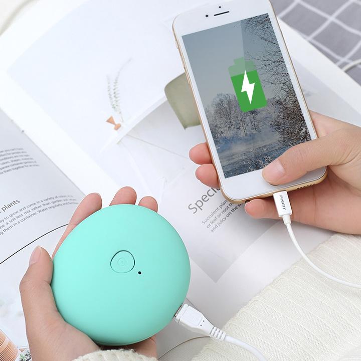 USB 2合1 暖蛋/充電器 [2色]