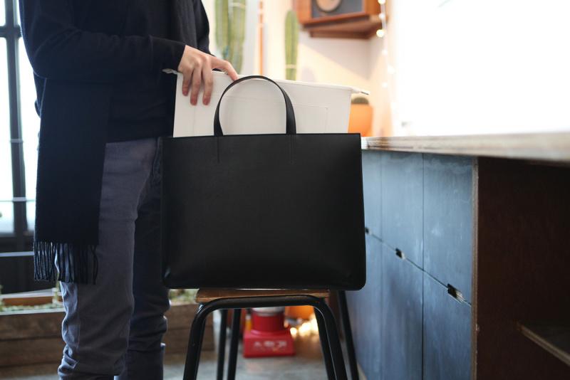 韓款簡潔超薄電腦平板手提袋 [3色]