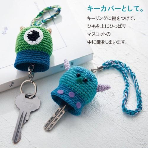 日本Disney DIY手作鎖匙扣 [12款]
