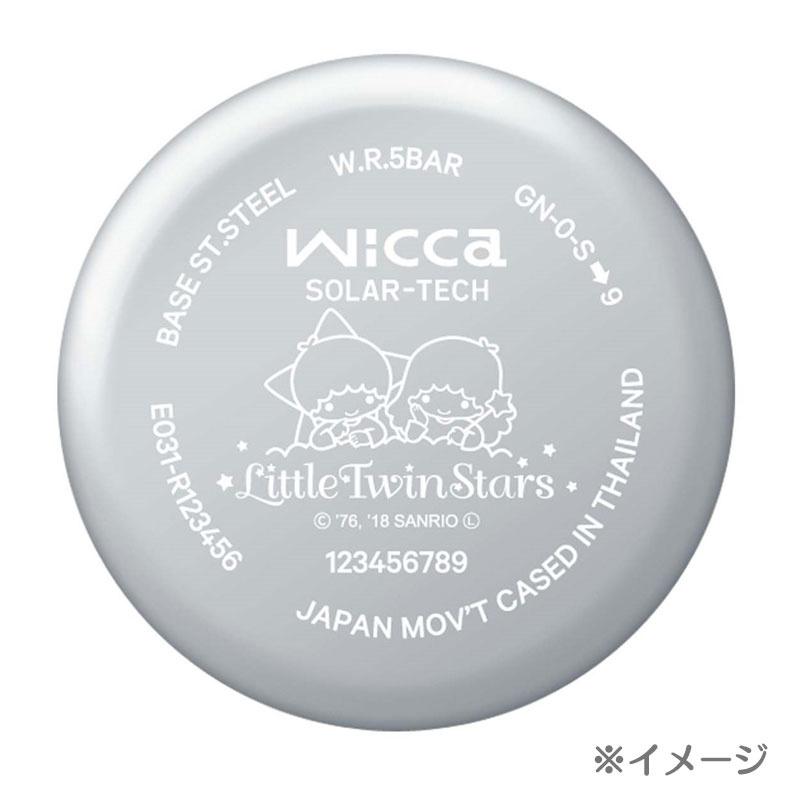 Sanrio Little Twins Star x Wicca 手錶