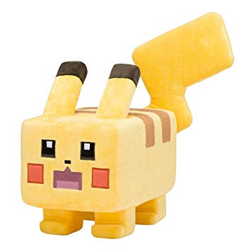 Pokémon比卡超 方形公仔