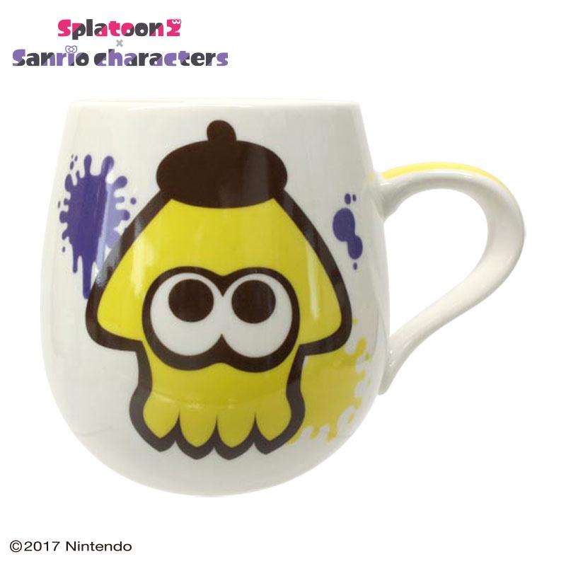Splatoon 2 x Sanrio 水杯 [8款]