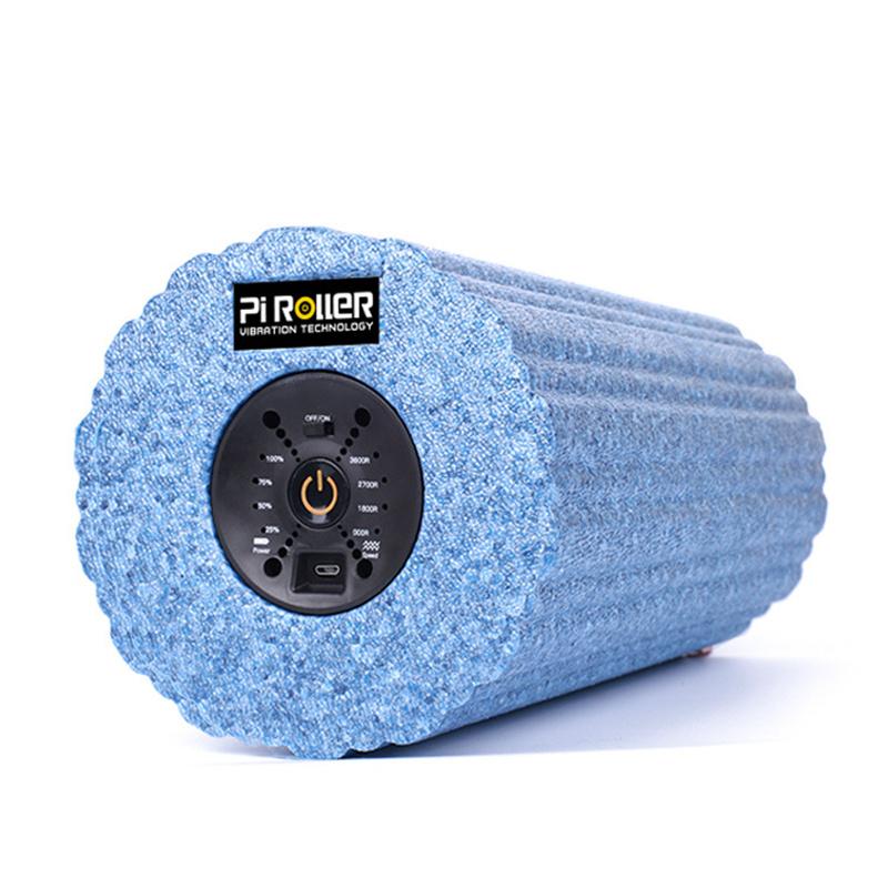 Pi Roller 專業電動震動瑜伽柱
