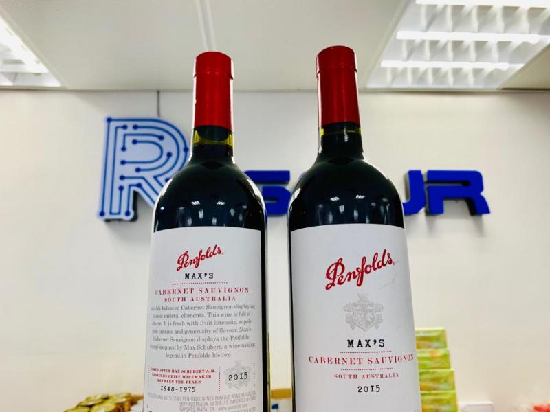 Penfolds max's shiraz cabernet sauvignon 2015 紅酒RED WINE