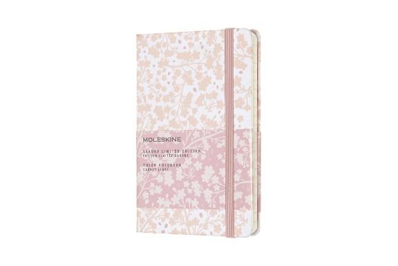 MOLESKINE 筆記簿 (櫻花限量版) [4款]