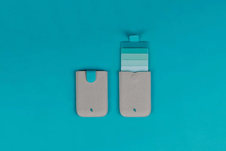 DAX The Card Wallet 第二代超薄信用卡及紙幣套 [6色]
