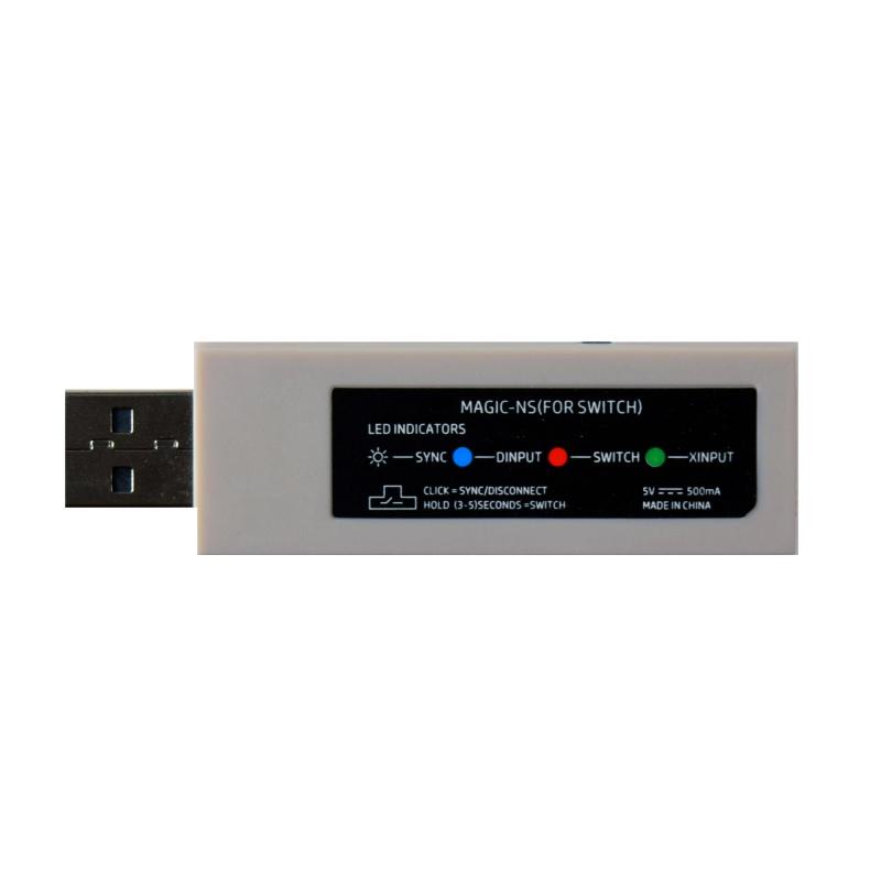 Mayflash MAGIC-NS 無線手制轉換器