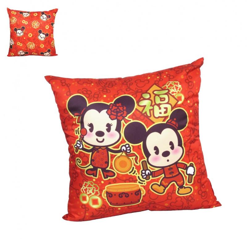 Disney 米奇/小熊維尼/迷你兵團/Tsum Tsum咕臣(新年版) [9款]