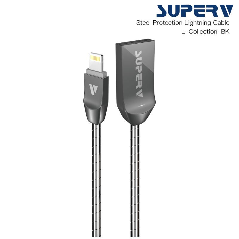 Superv 超強韌性快速充電線 [Lightning/Type-C/Micro] [6長度]