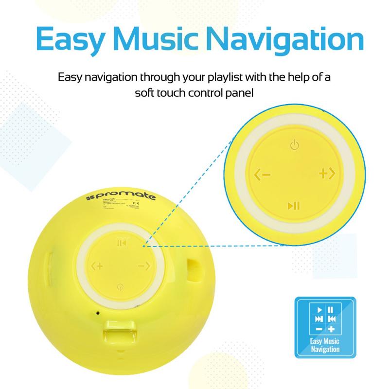 Promate Emoji 無線藍牙喇叭 [4款]