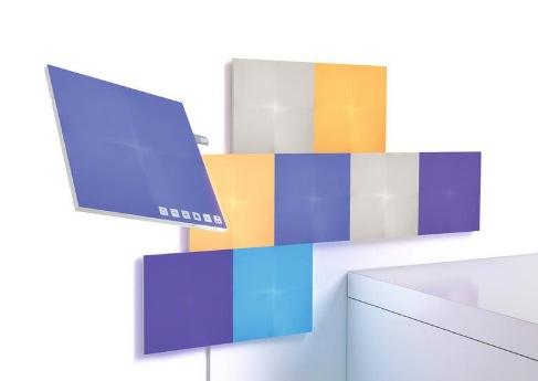 Nanoleaf Canvas Light Panels 智能照明燈板【免運寄送】