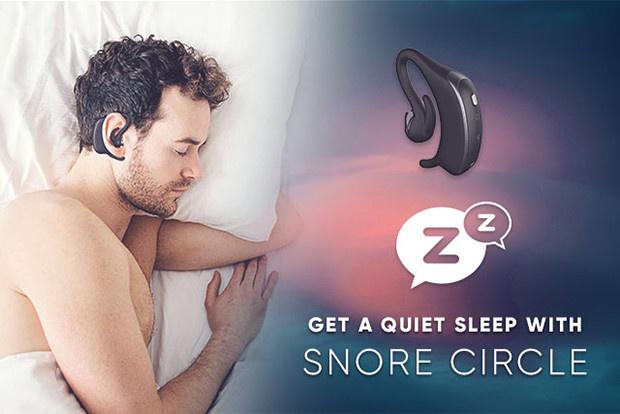 Snore Circle 智能止鼾器