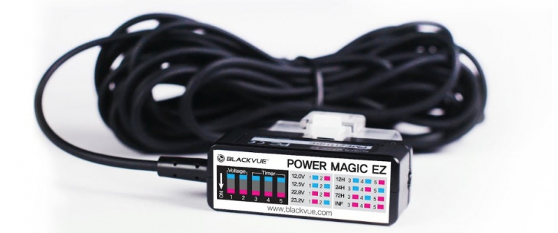 BlackVue PowerMagic EZ 行車記錄儀供電器