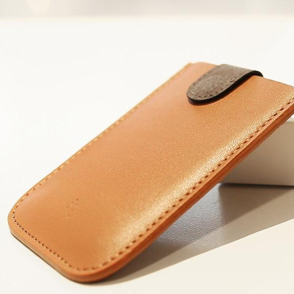 Allocacoc Dax Leather Wallet 真皮手工卡片套
