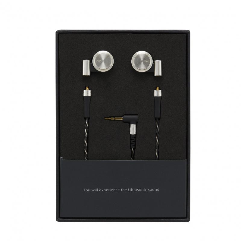 日本Maxell MXH-GD300 [Graphene] 石墨烯單元高清入耳式耳機 (MMCX對應)