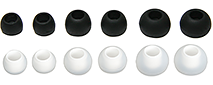日本Maxell MXH-GD100 [Graphene] 石墨烯單元高清入耳式耳機 (鋁合金機殼)