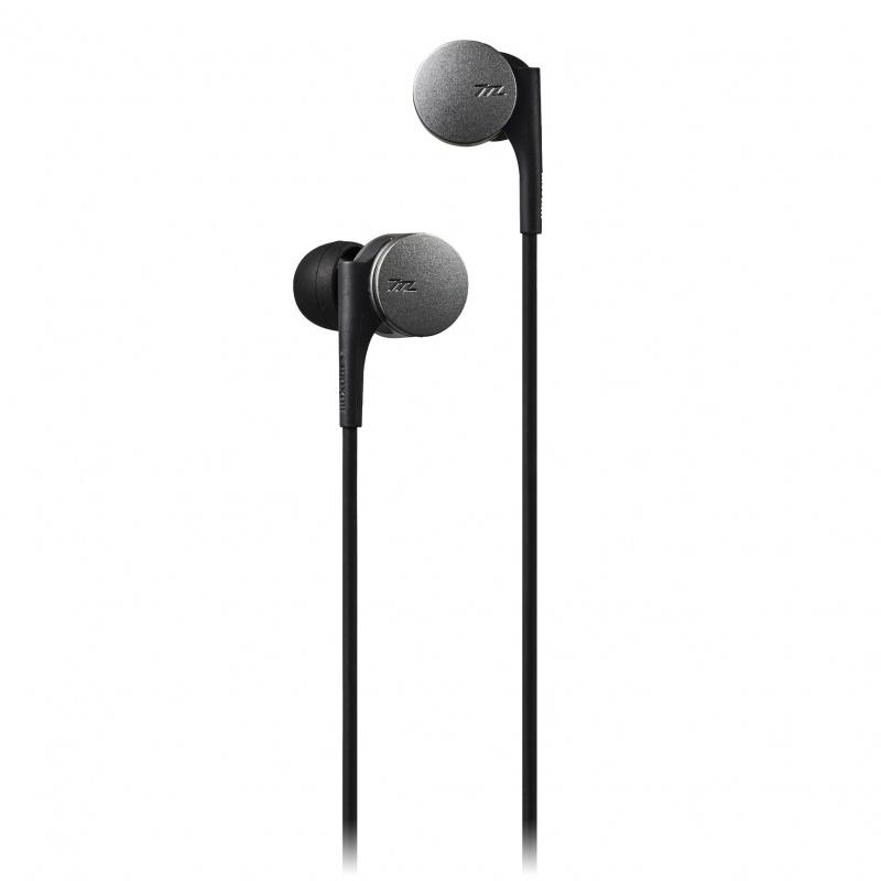 日本MAXELL MXH-GD50 [Graphene] 石墨烯單元高清入耳式耳機