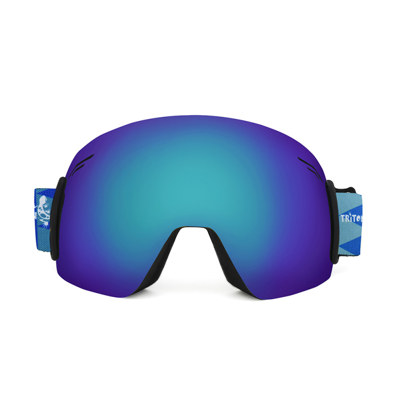 Triton Flight Goggle 輕量化雙層防霧雪鏡 [3色]