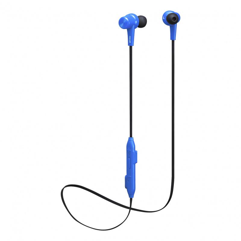 日本MAXELL MXH-BTC300藍芽耳機