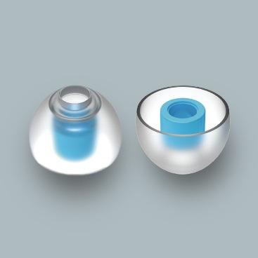 SpinFit CP100Z 升級耳膠