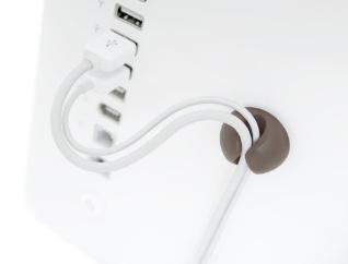 Bluelounge CableDrop 多重用途整線器