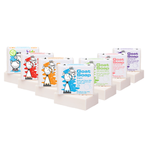 Goat Soap羊奶皂100g 3塊裝 [7款]