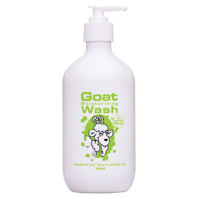 Goat Wash 山羊奶沐浴露 500ml (6種香味) (平行進口)