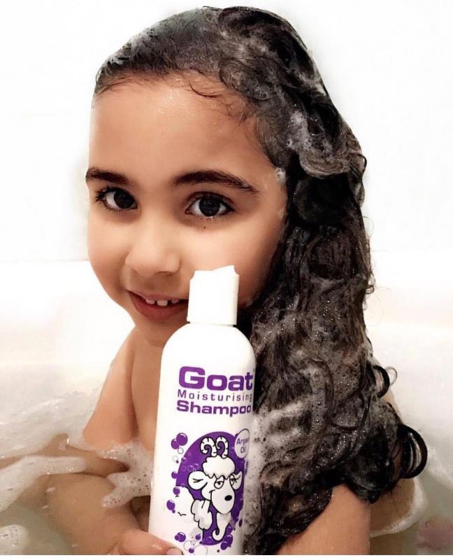 Goat Shampoo山羊奶洗髮露 300ml [6款]